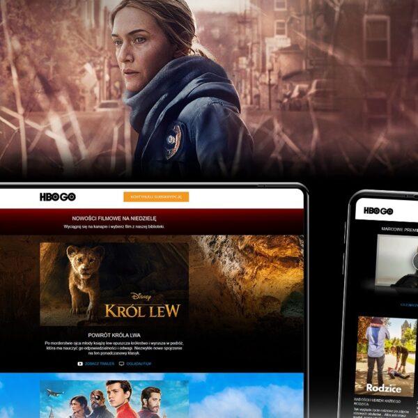 HBO GO na komputerze i smartfonie