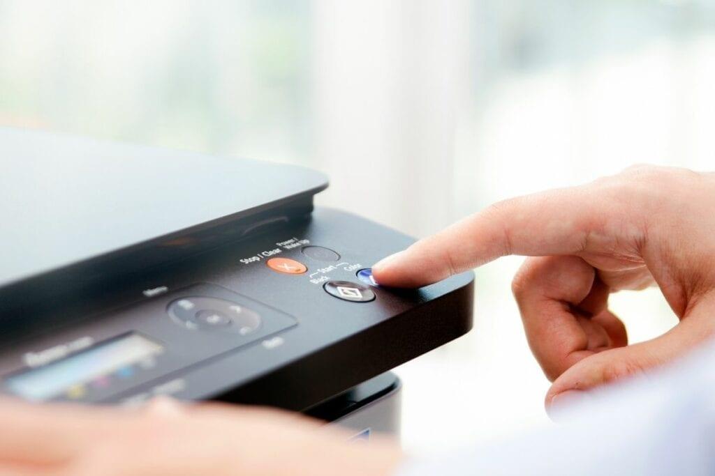 Skanowanie dokumentów telefonem lub skanerem - kopia zapasowa