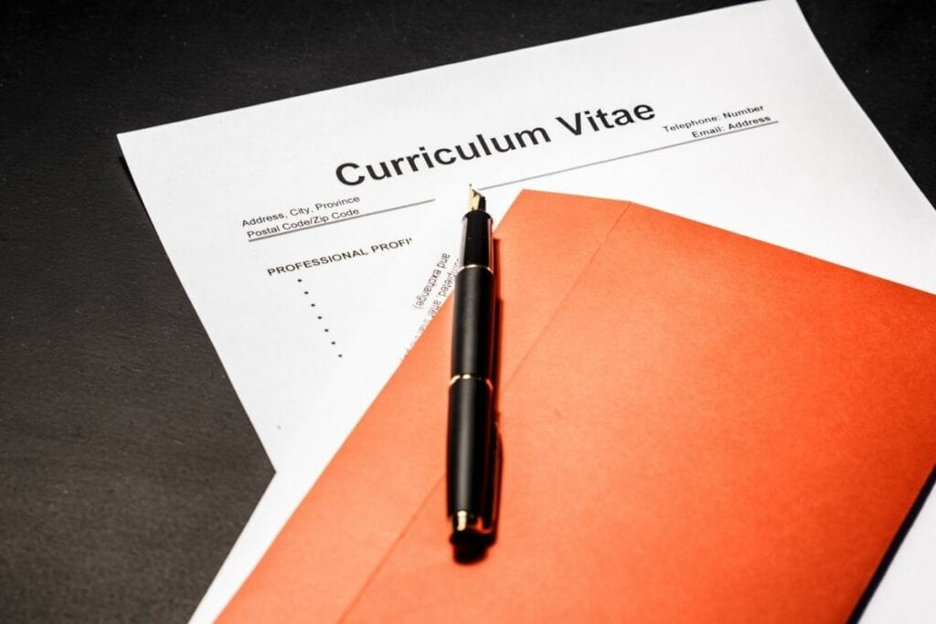 Najlepsze darmowe programy do CV - puste CV