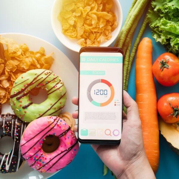 Aplikacje do liczenia kalorii