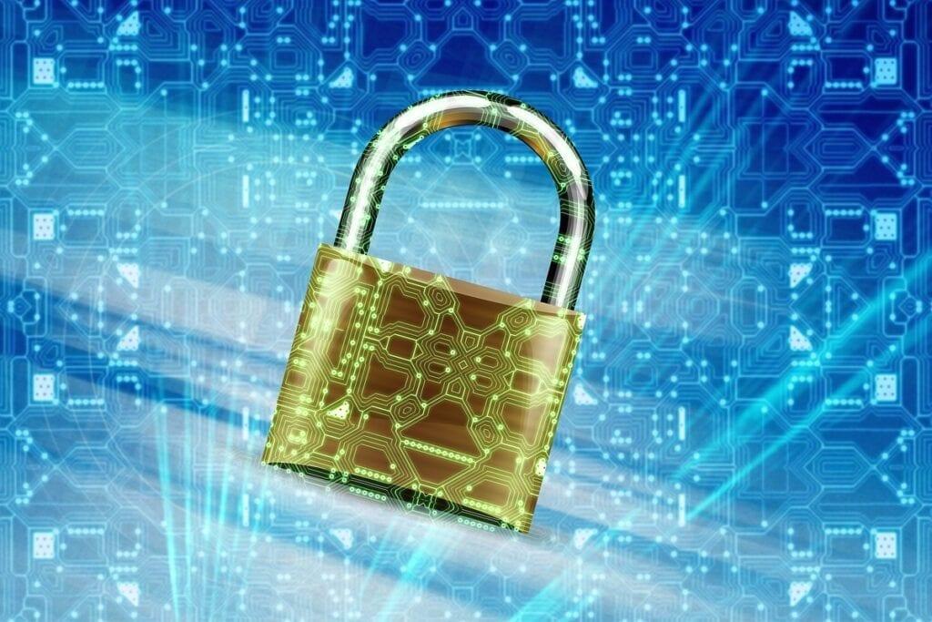 Funkcja Bitlocker - kłódka, zabezpieczenie