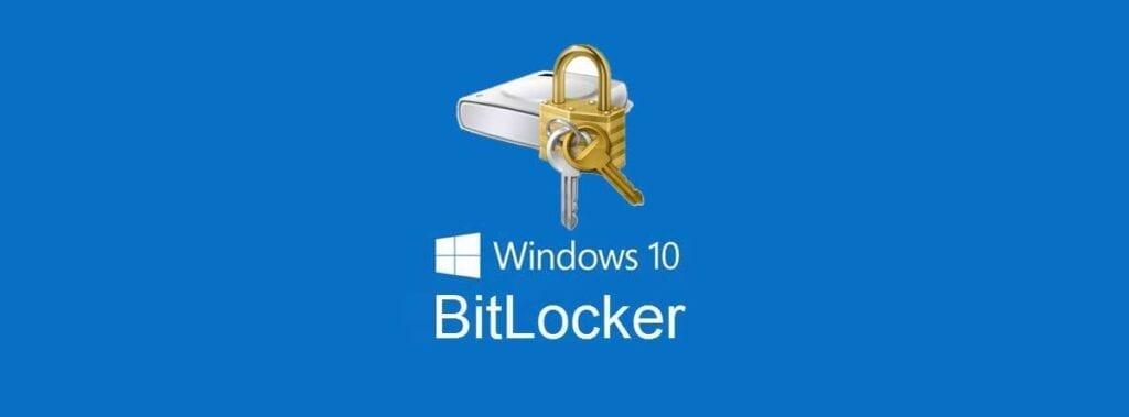 Funkcja Bitlocker - Windows 10