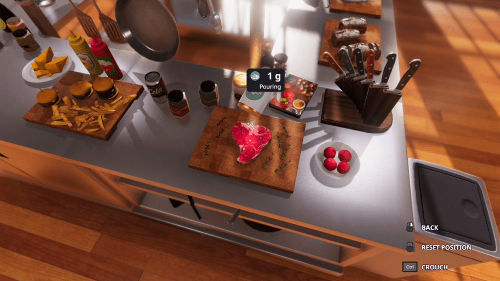 Cooking Simulator - gry o gotowaniu