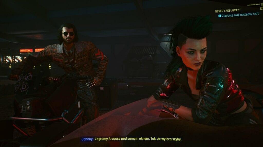 Cyberpunk 2077 - czy warto zagrać w nową grę od twórców Wiedźmina 3 - rozmowy z NPC