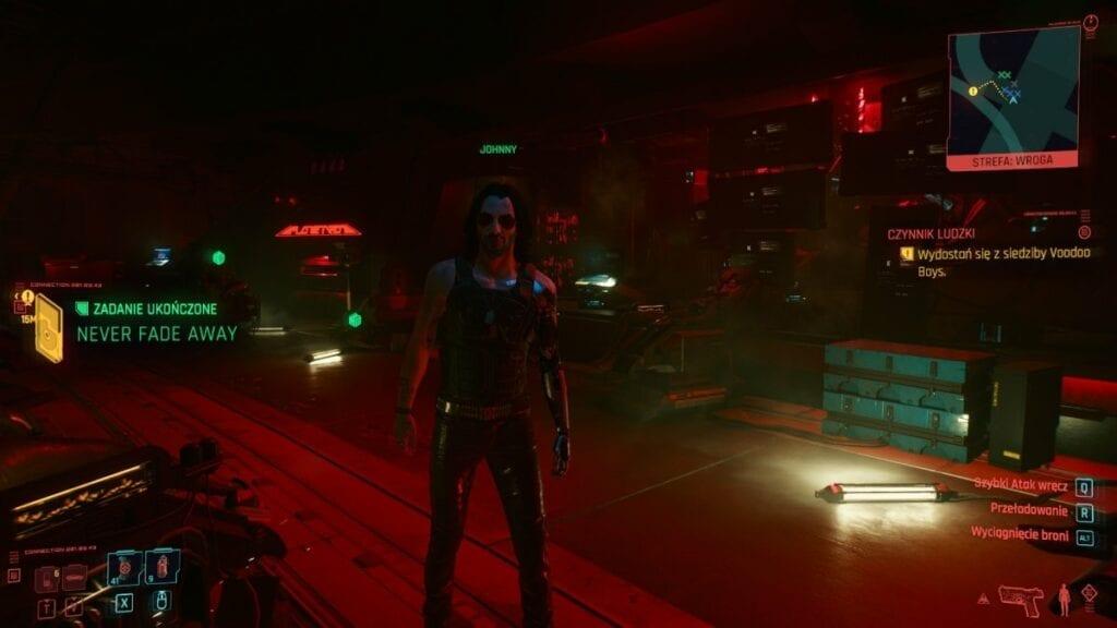Cyberpunk 2077 - czy warto zagrać w nową grę od twórców Wiedźmina 3 - Johnny Silverhand