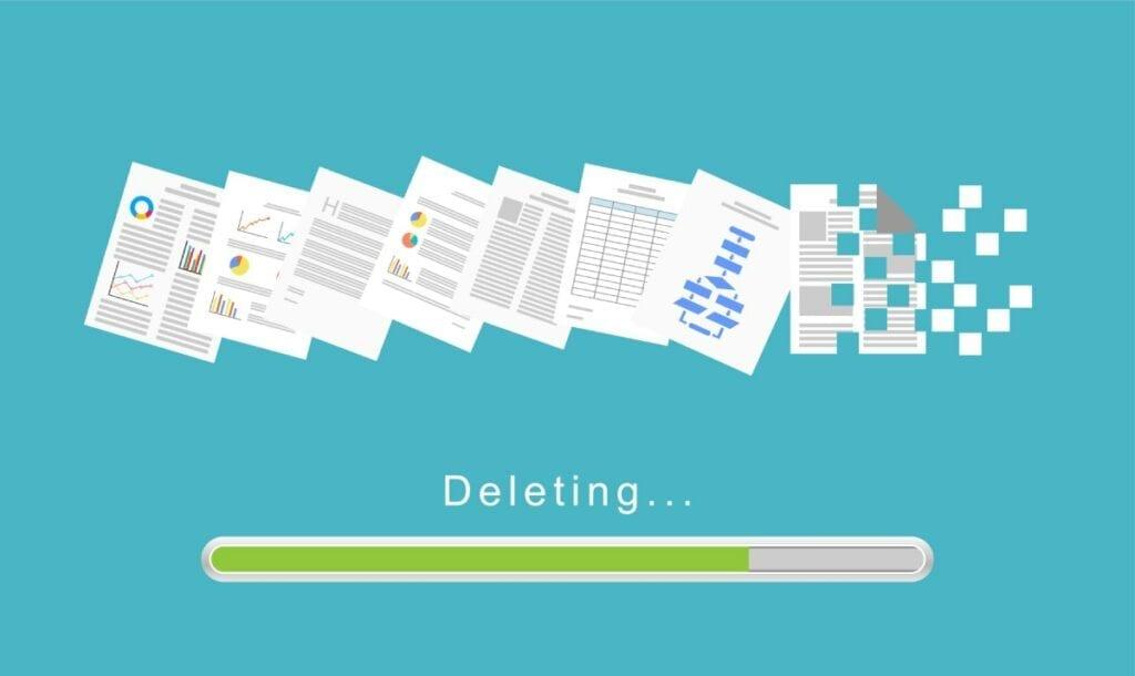programy do czyszczenia komputera - dysk, usuwanie plików