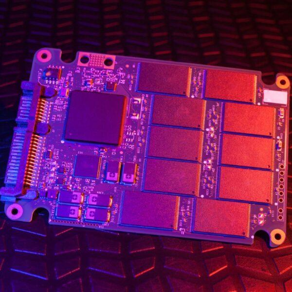 Dzielenie dysku na partycje - Dysk SSD