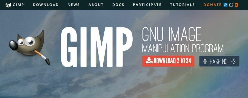 GIMP poradnik