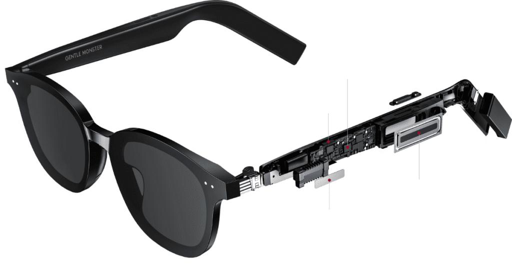 Inteligentne okulary od Huawei