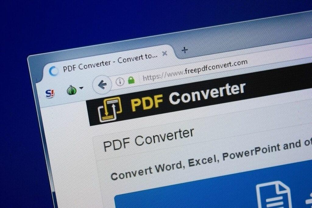 Jak najsprawniej edytować pliki PDF? Użyj konwertera online!