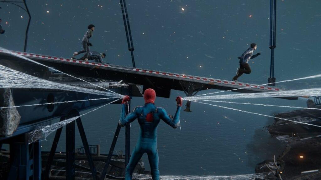 Recenzja PS5 spider man