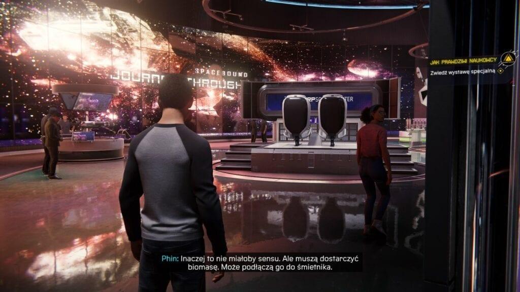 Recenzja PS5 - screen z gry