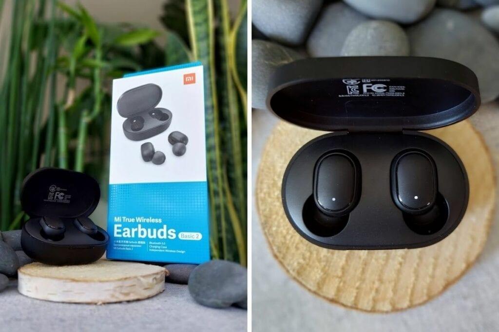 Mi True Wireless Earbuds Basic 2 unboxing
