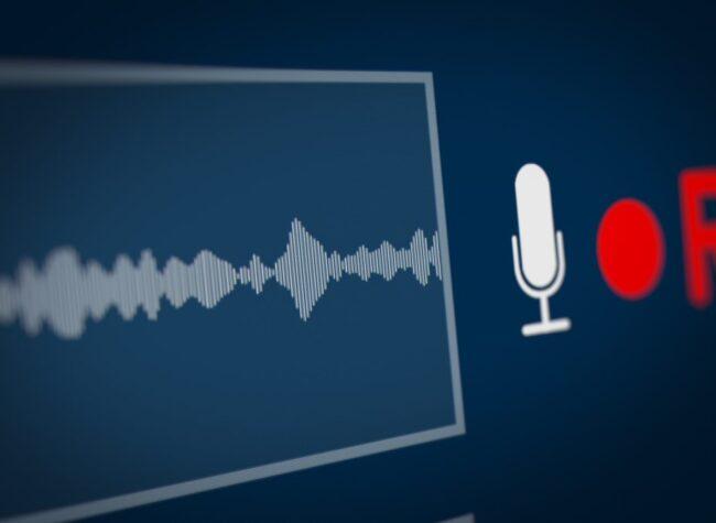 Nagrywanie rozmów w systemie Android - symbol nagrywania