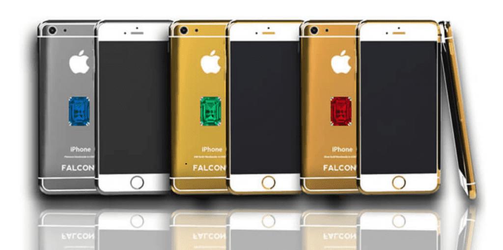 Najdroższe smartfony