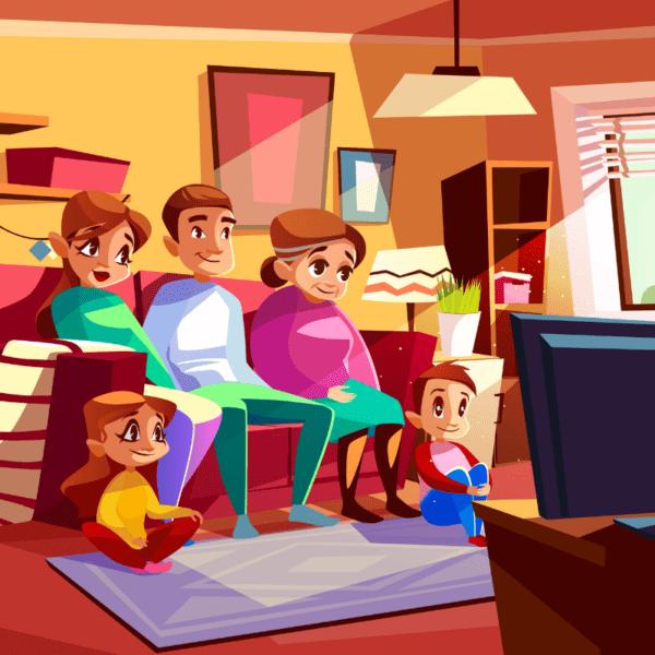 Najlepsze filmy animowane tło