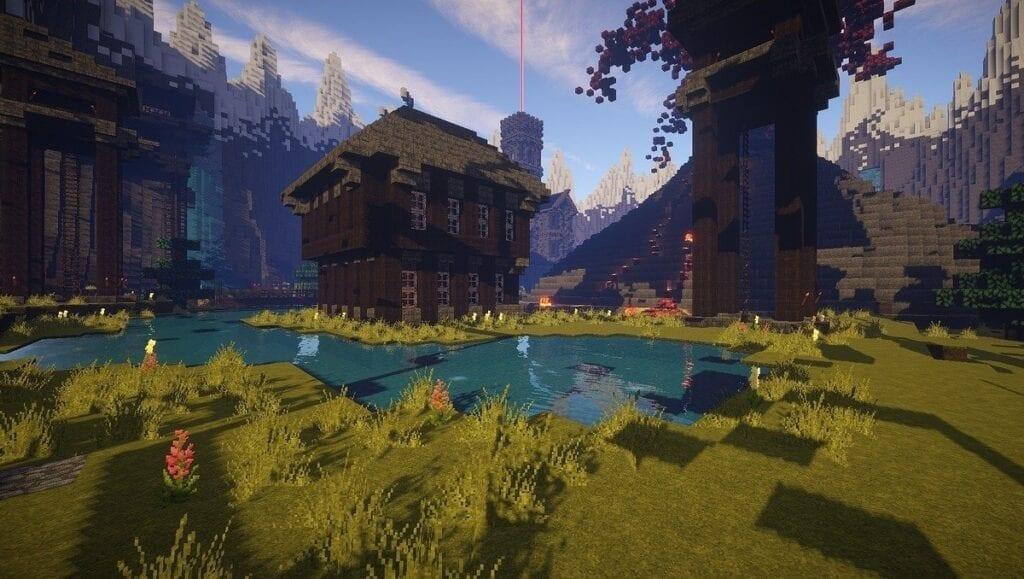 gry podobne do Minecrafta - budowanie i kreowanie