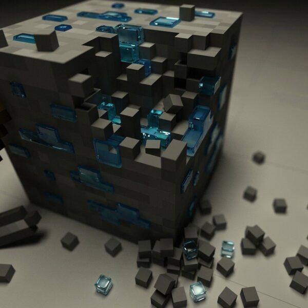 gry podobne do Minecraft - kilof