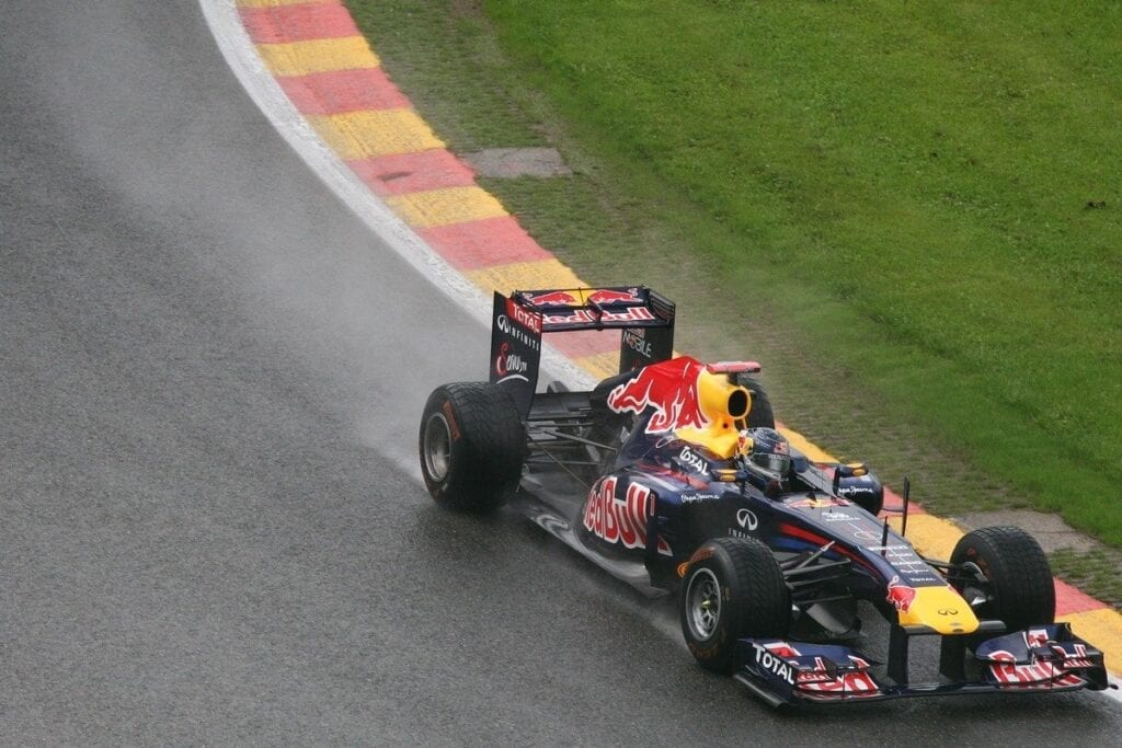 Najlepsze gry samochodowe - Formuła 1