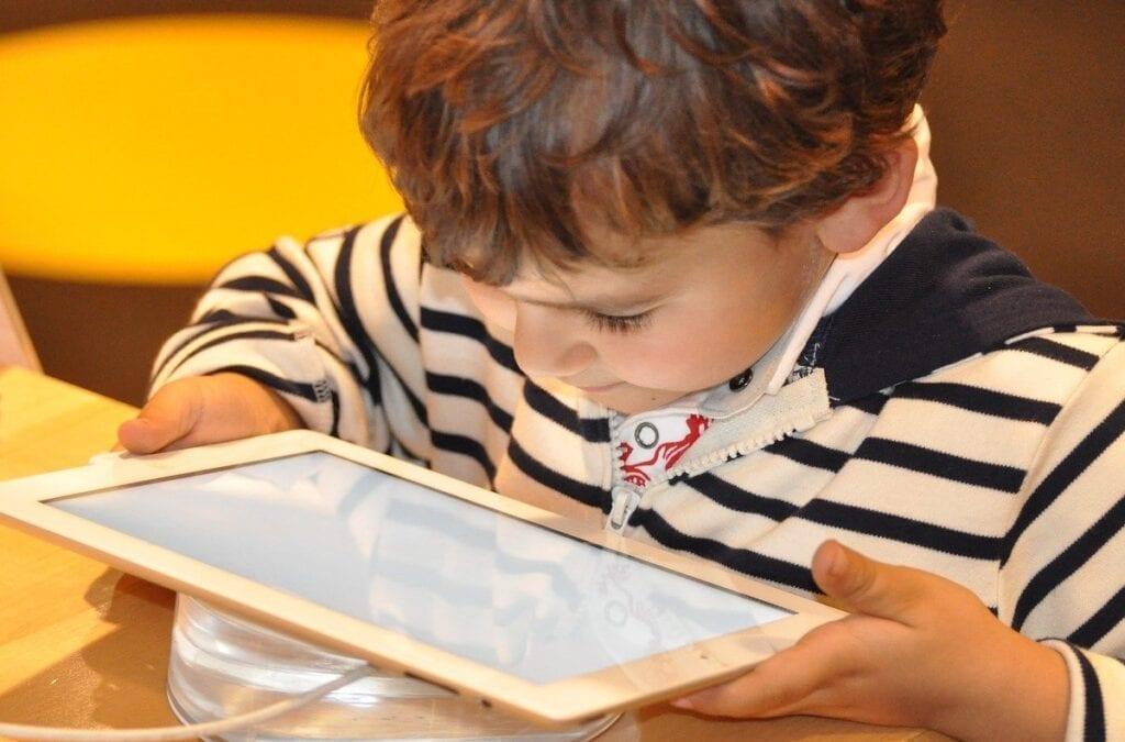 Zagrożenia w internecie - dzieci