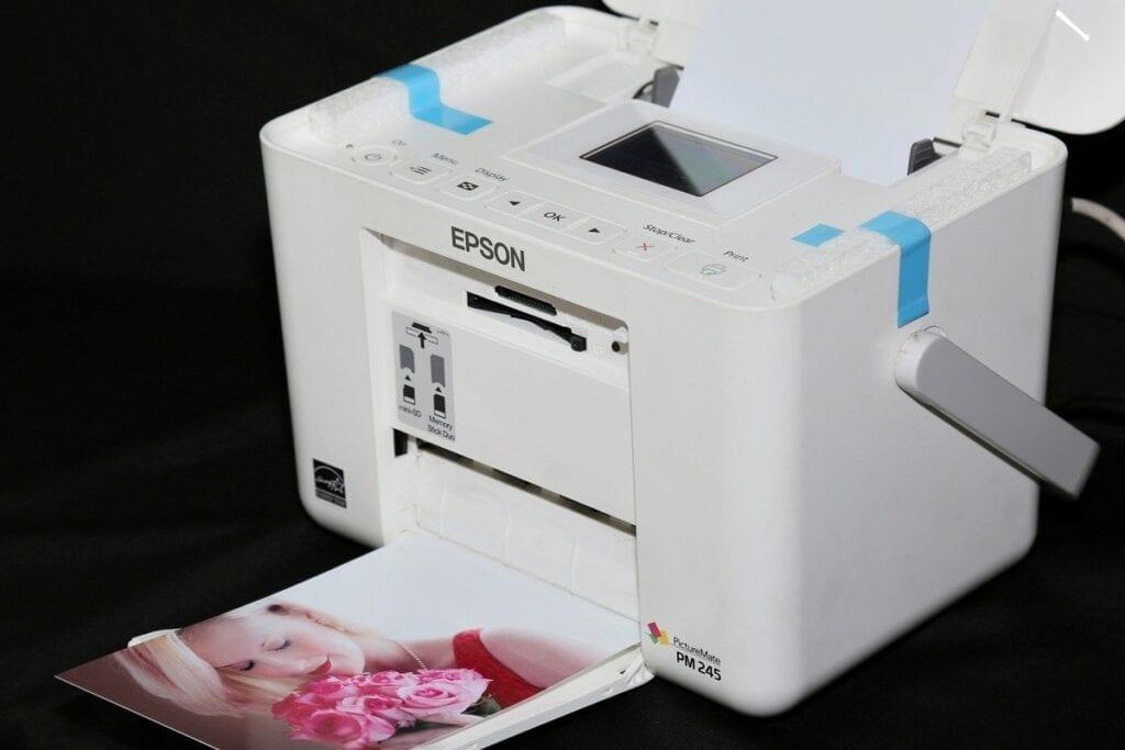 Program do drukowania zdjęć - epson, drukarka, fotografia