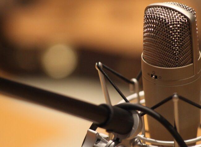 Programy do nagrywania dźwięku - blue yeti mikrofon