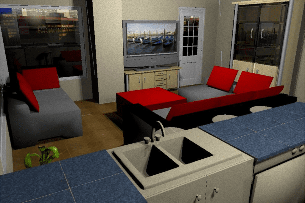 Sweet Home 3D - program do projektowania wnętrz