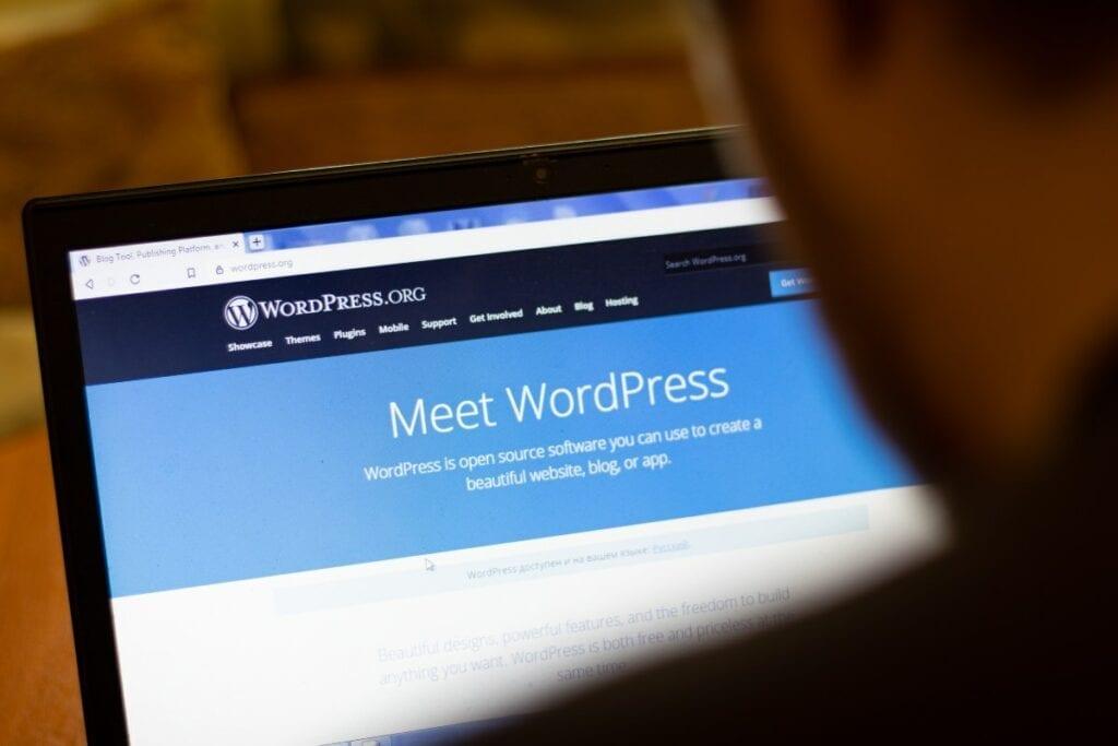 Tworzenie stron internetowych - WordPress