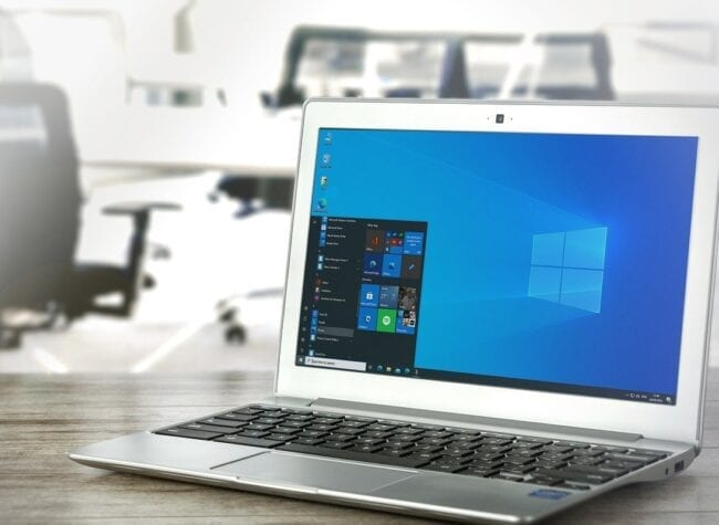 Wirtualizacja systemu - laptop