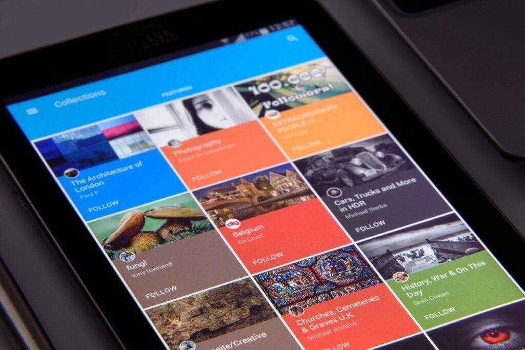 Zestawienie najlepszych przeglądarek w 2021 roku - wybór przeglądarki, panel dotykowy