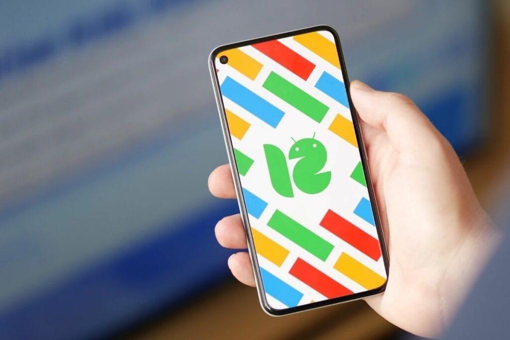 android 12 aktualizacja