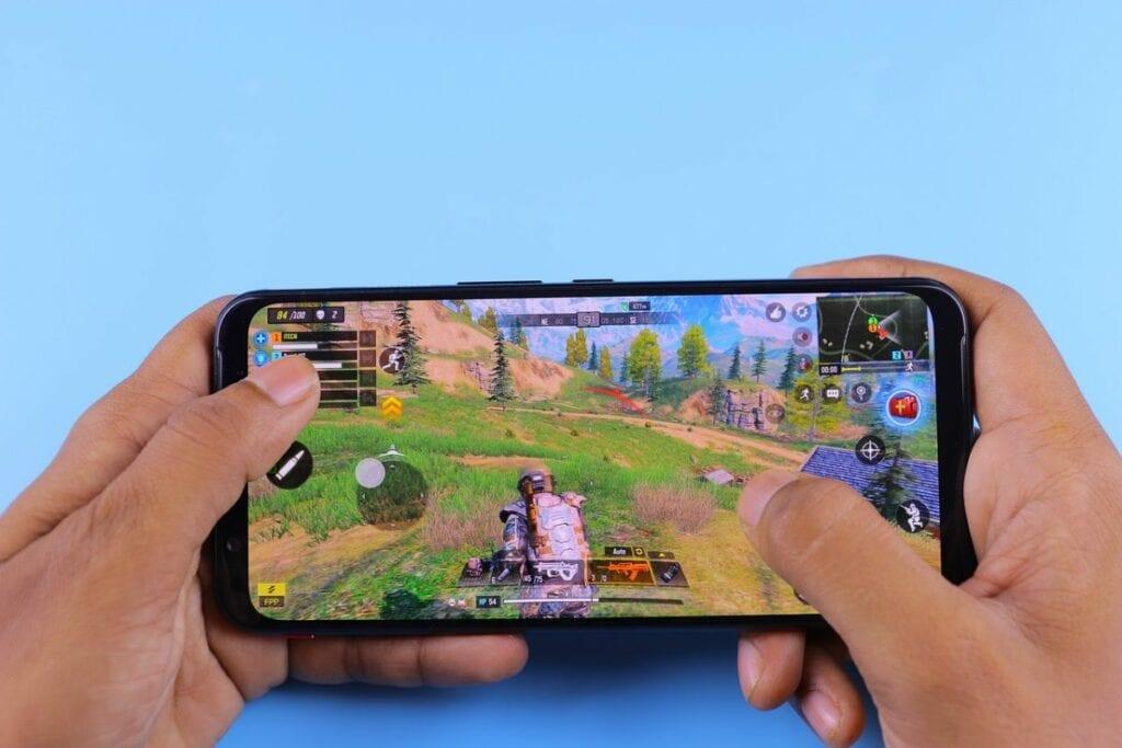 Najlepsze bezpłatne gry mobilne - call of duty mobile