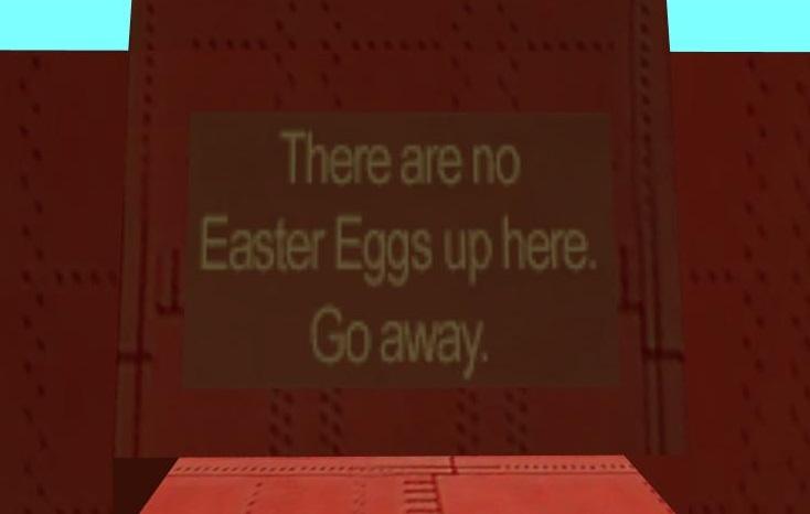 Easter Egg - GTA San Andreas