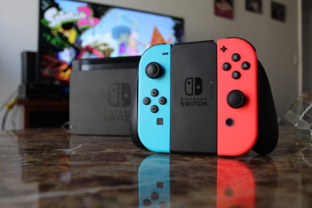 gry o pokemonach - nintendo switch