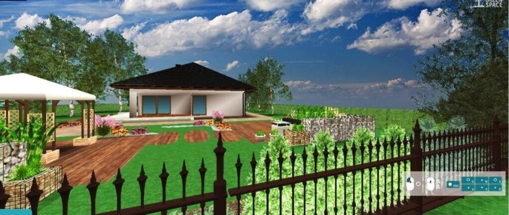 mygreenspace - program do projektowania ogrodu