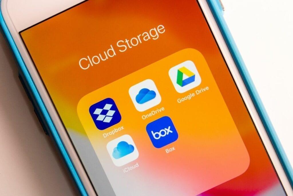 najpopularniejsze dyski do przechowywania danych w chmurze