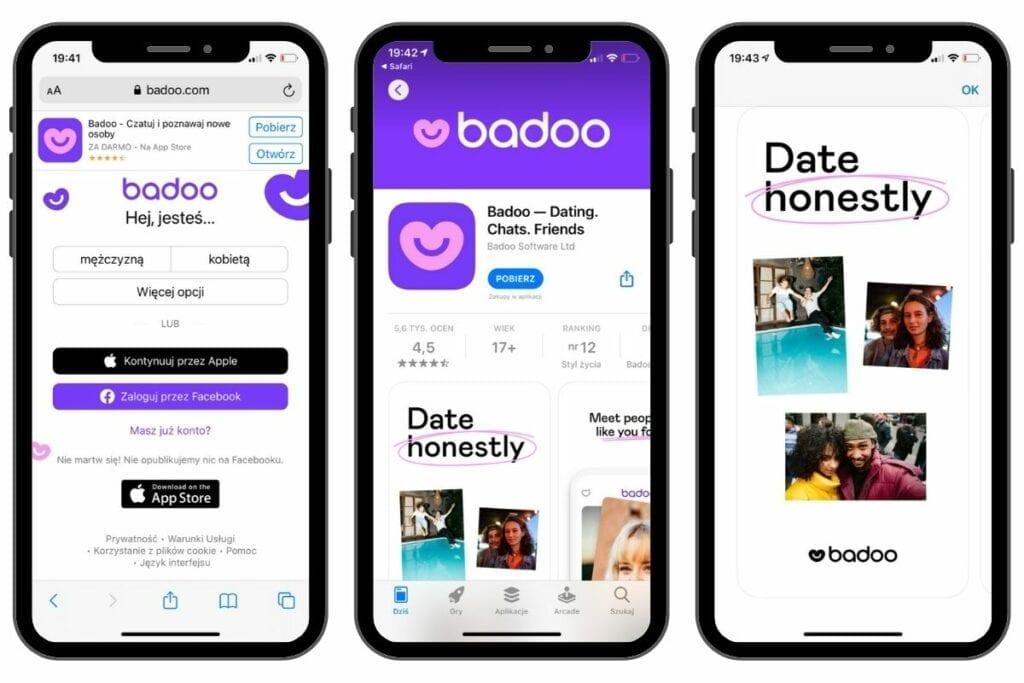 Co podniesiony badoo oznacza profil Twoo