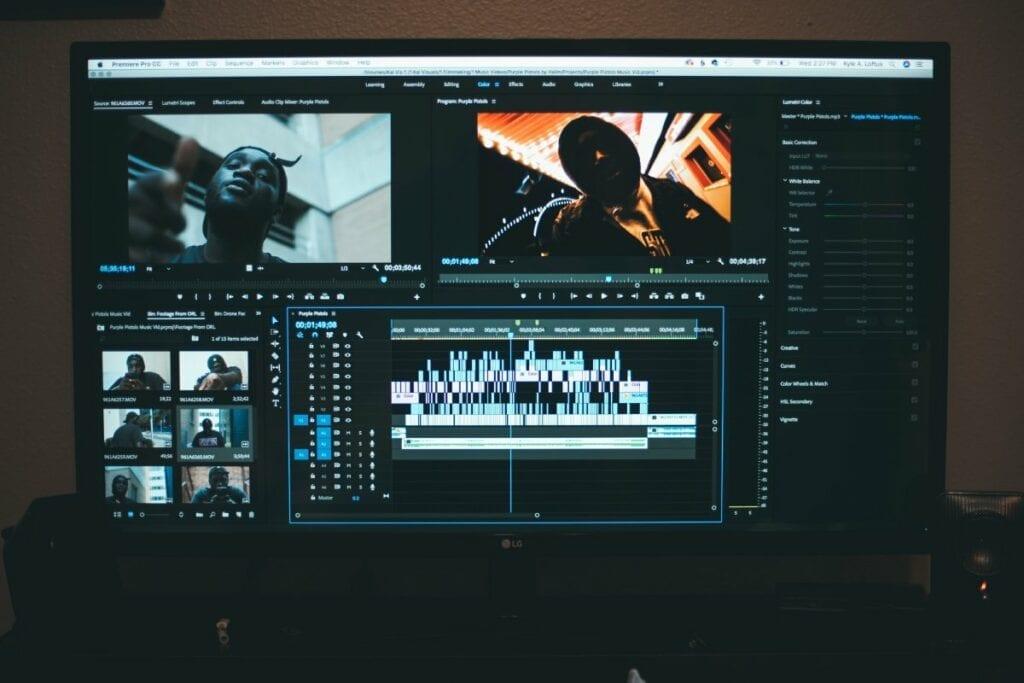 Darmowe programy do edycji wideo - możliwości