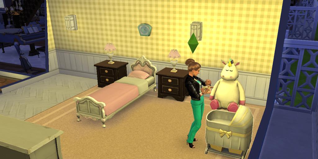 The Sims 5 – kiedy będzie premiera? - dziecko
