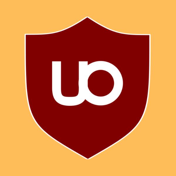 uBlock Origin tło