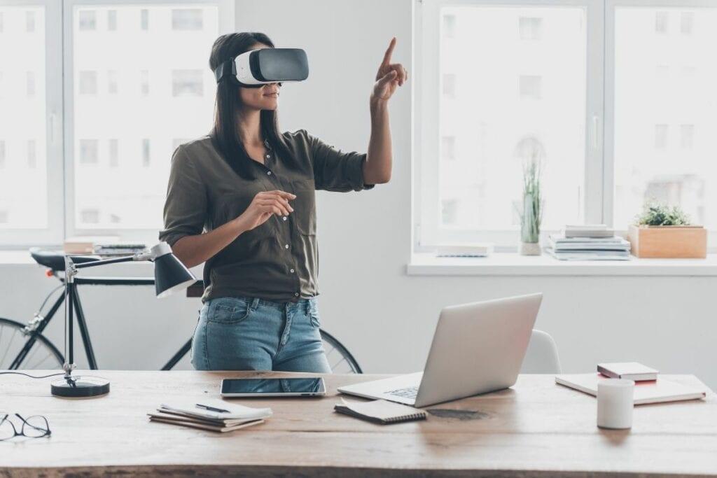 virtual reality w praktyce