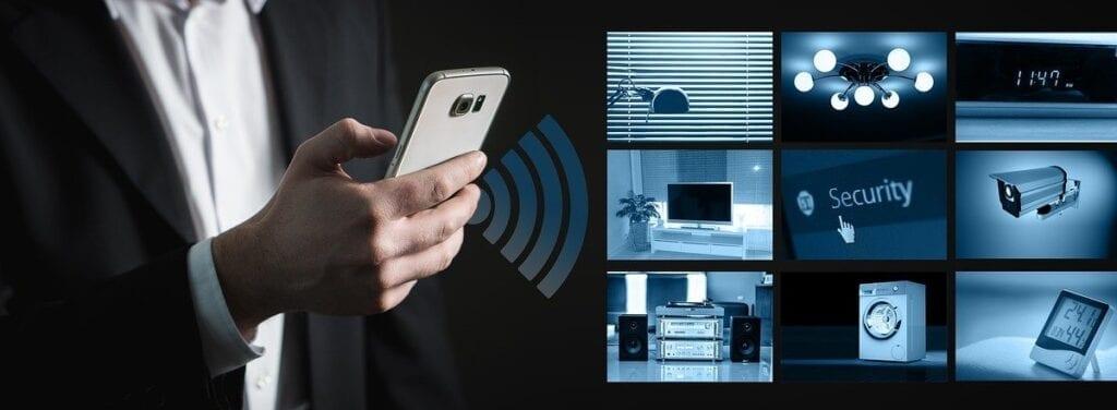 Zmiana hasła WiFi - internet rzeczy