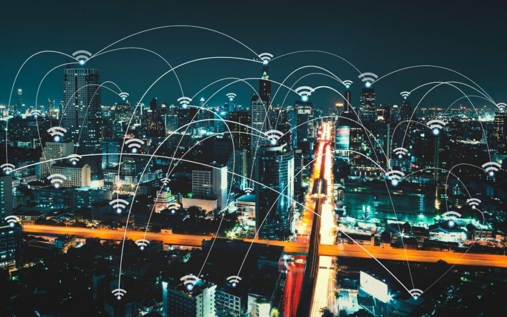 Zmiana hasła WiFi - sieć w mieście