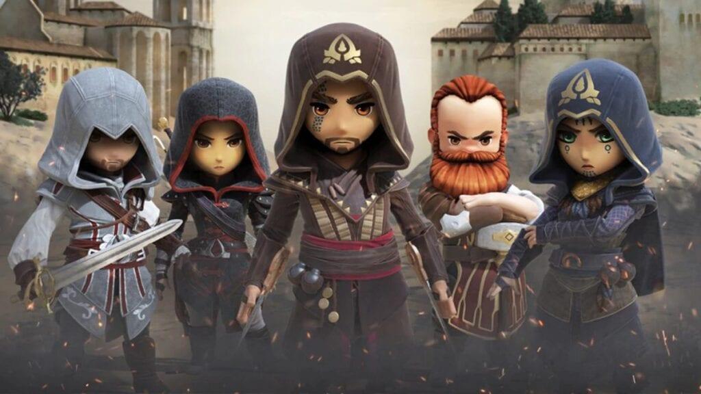 Assassin's Creed mobilny