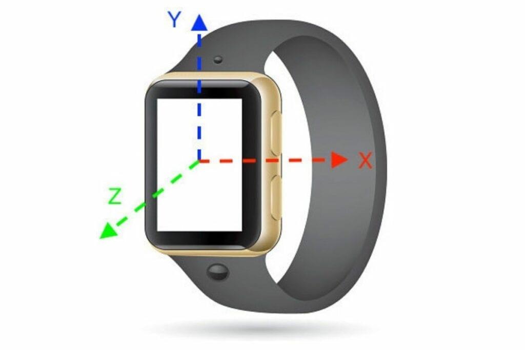 Akcelerometr w zegarku