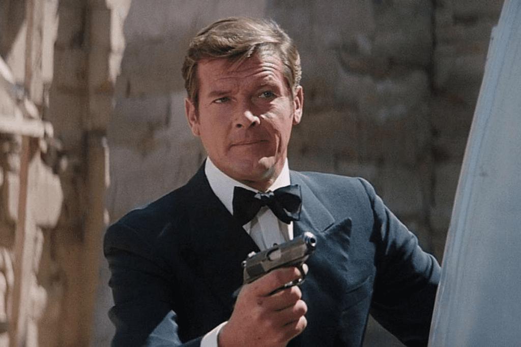James Bond filmy - Roger Moore