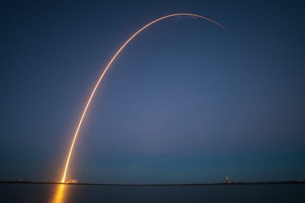 Chińska misja na Marsa - wyścig