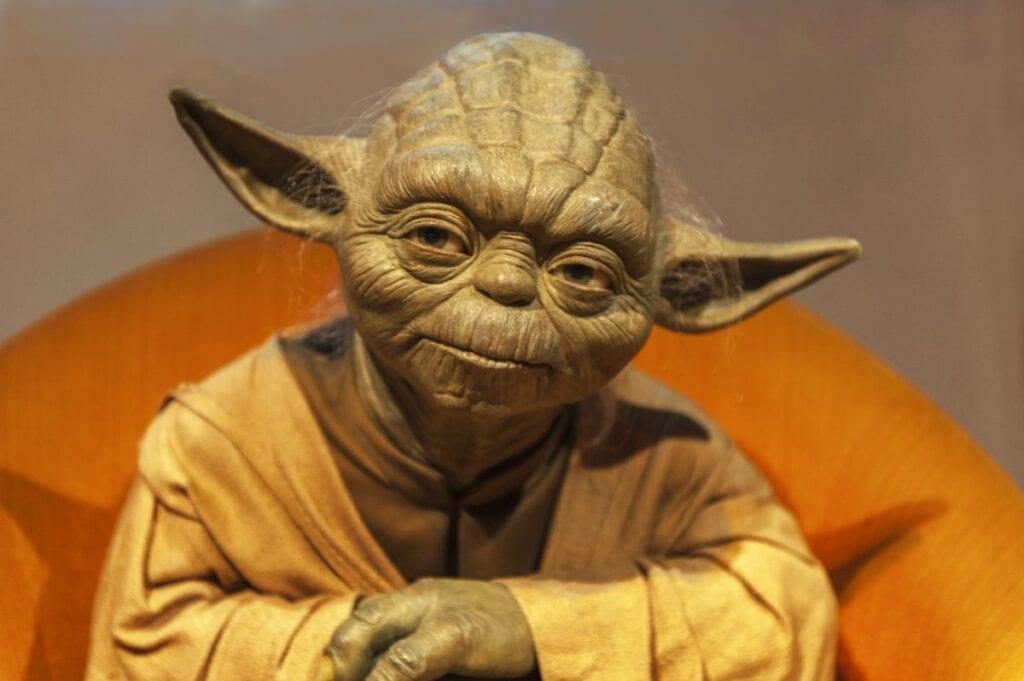 Chronologia Star Wars - yoda