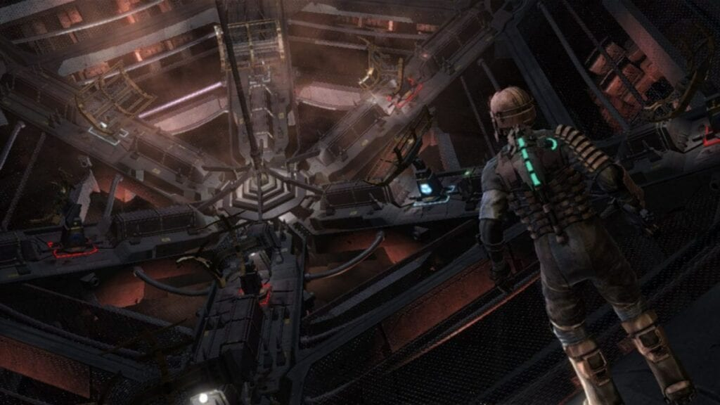 Dead Space - zagadki
