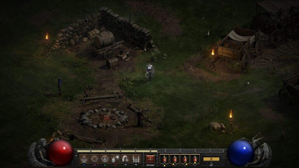 Diablo 2 - remaster wygląd